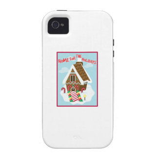 Holiday Home Vibe iPhone 4 Cover