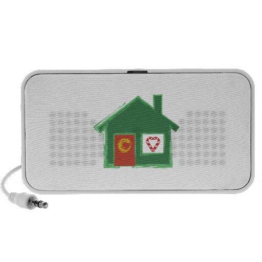 Holiday House Travelling Speaker