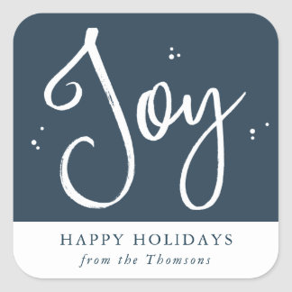 Holiday Joy - sticker
