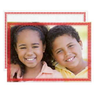 Holiday Kwanzaa Photo Card