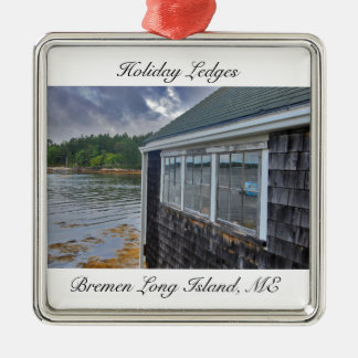 Holiday Ledges Ornament