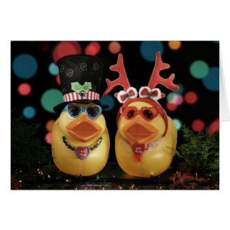 Holiday Love Greeting Card