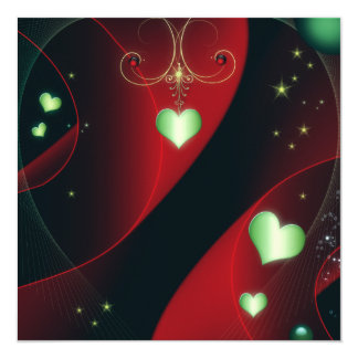 Holiday Love Pary Invitation