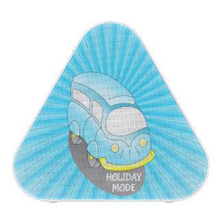 Holiday Mode Van Bluetooth Speaker