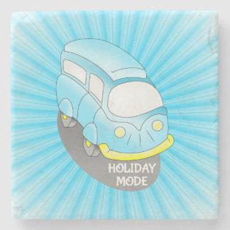 Holiday Mode Van Stone Coaster