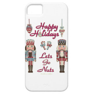 Holiday Nutcracker Lets Go Nuts Case For The iPhone 5