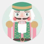Holiday Nutcracker Stickers