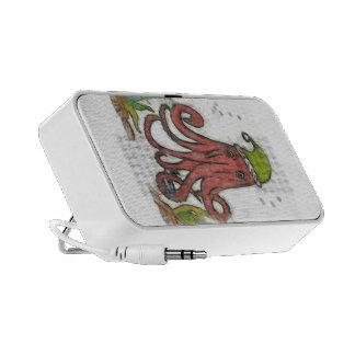 Holidayoctopus iPhone Speaker