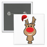 Holiday of funny Christmas santa
