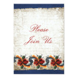 Holiday Open House - Rosemaling Custom Invite