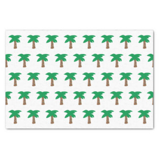 Holiday Palm Tree Tissue Paper