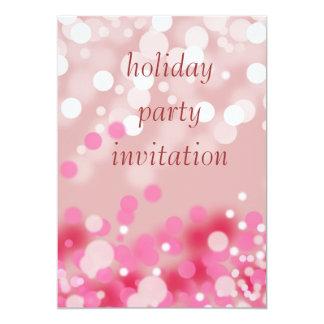 holiday party invitation