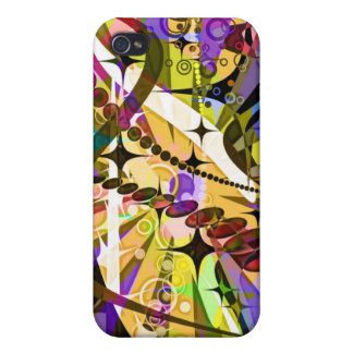 Holiday party iPhone 4/4S covers