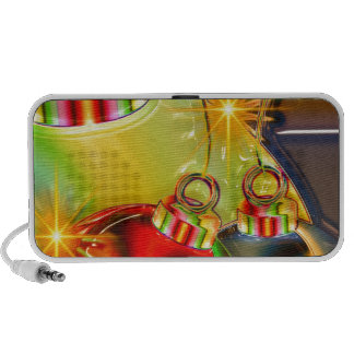 Holiday Party Winter Stocking Destiny Gifts Travelling Speaker