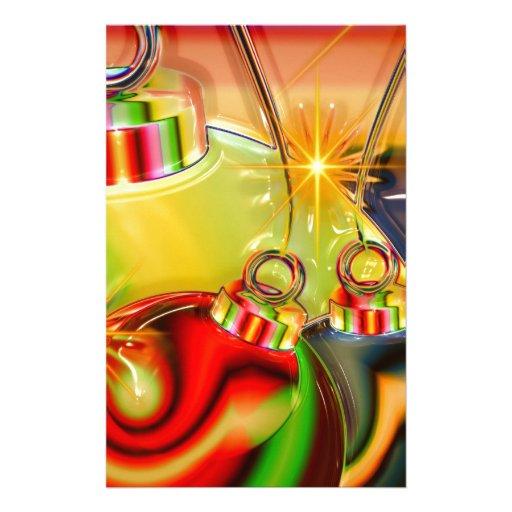 Holiday Party Winter Stocking Destiny Gifts Custom Stationery