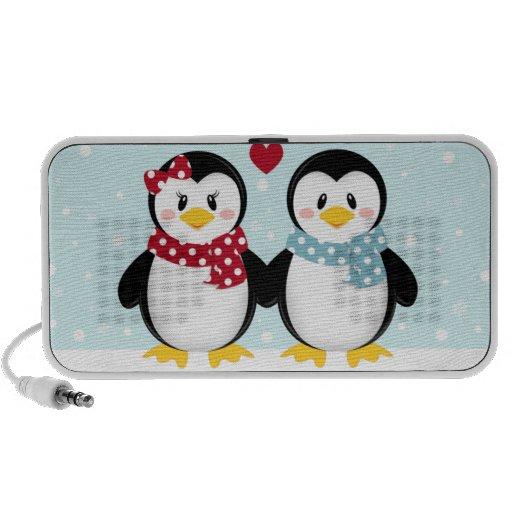 Holiday Penguins Speaker