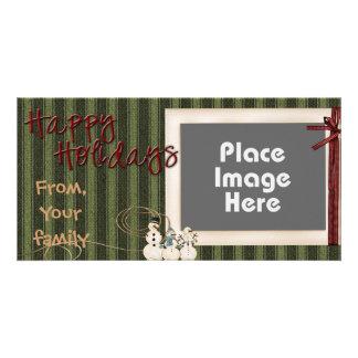 Holiday Photo Card - 1