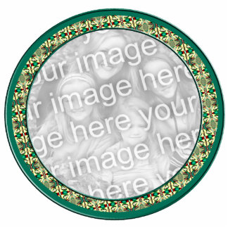 Holiday Photo Frame Photo Sculpture Decoration
