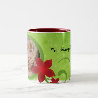 Holiday Photo Mug