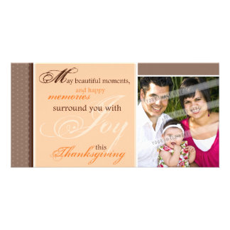 HOLIDAY PHOTOCARD :: inspirational joy 5 Card