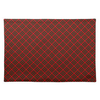 Holiday Placemat-Plaid Placemat