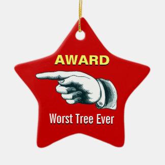 Holiday Prank Gift Christmas Ornament