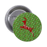 Holiday Reindeer Buttons