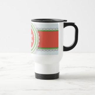 Holiday Ribbon Coffee Mug