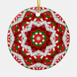 Holiday Ribbons Ornament