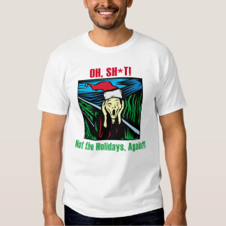 Holiday Scream T-shirt