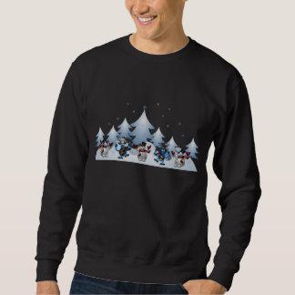 Holiday Snowmen Shirt