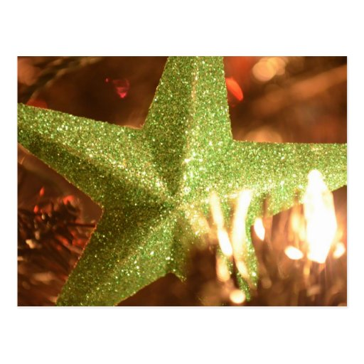 Holiday Star Post Cards