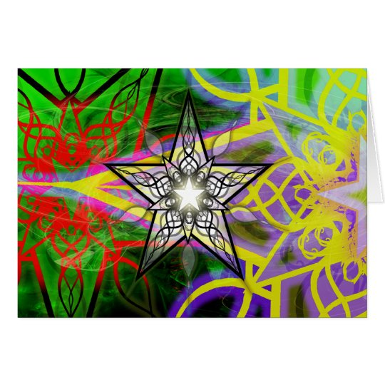 Holiday Stars Card