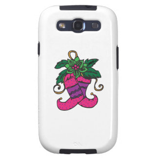 Holiday Stockings Samsung Galaxy S3 Covers