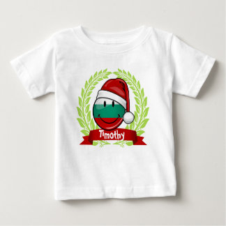 Holiday Style Bulgarian Flag Baby T-Shirt