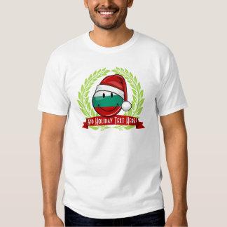 Holiday Style Bulgarian Flag Shirts