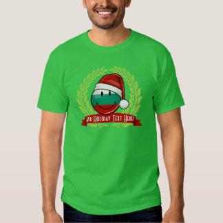 Holiday Style Bulgarian Flag T-shirt