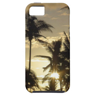 Holiday Sunset Scenery iPhone 5 Case
