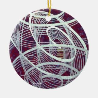 Holiday Tao Christmas Ornament