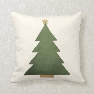 Holiday Throw Pillow | Christmas Tree