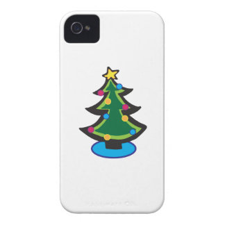 Holiday Tree iPhone 4 Case-Mate Case