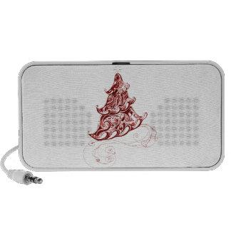 Holiday Tree iPod Speaker