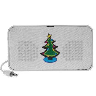 Holiday Tree Mini Speakers