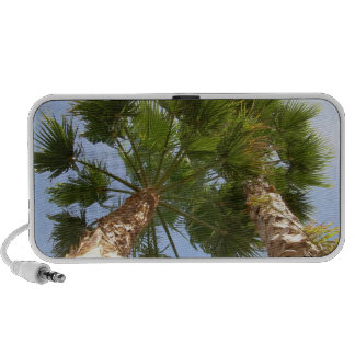 Holiday Vacation Palm Trees Notebook Speaker