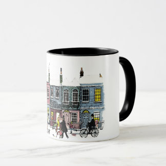 Holiday Village Mug