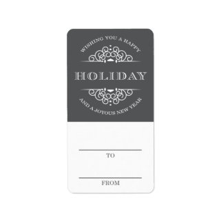 HOLIDAY VINTAGE | HOLIDAY GIFT TAGS