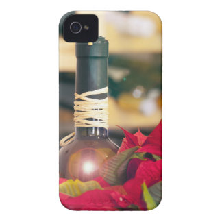 Holiday wine iPhone 4 Case-Mate cases