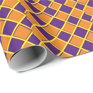 Holiday Wrapping Paper Harlequin
