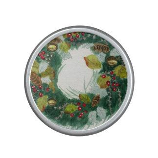Holiday Wreath Speaker