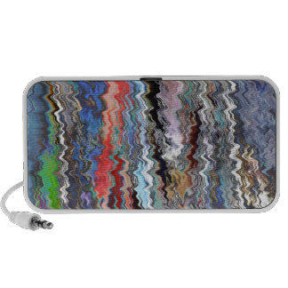 Holidays Artistic Graphic Waves TEMPLATE Resellers Laptop Speakers
